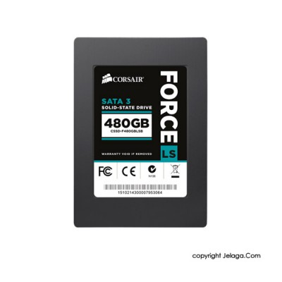 CORSAIR Force LS 480GB SATA 3 CSSD-F480GBLSB
