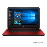 HP Notebook 14-ac146tx [T9G47PA] - Red