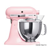 KITCHENAID Artisan Tilt-Head Stand Mixer 5KSM150 Pink