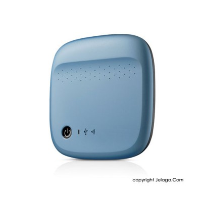 SEAGATE Wireless Mobile Storage 500GB Blue