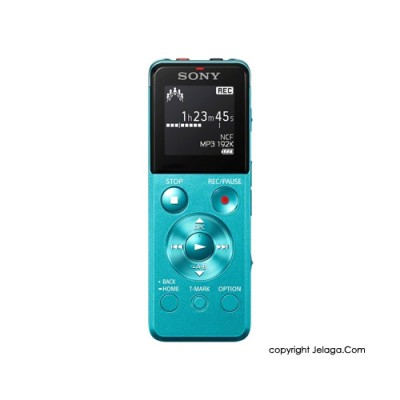 SONY Digital Voice Recorder ICD-UX543F Blue